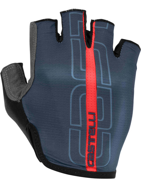 Castelli Tempo Gloves Men dark steel blue